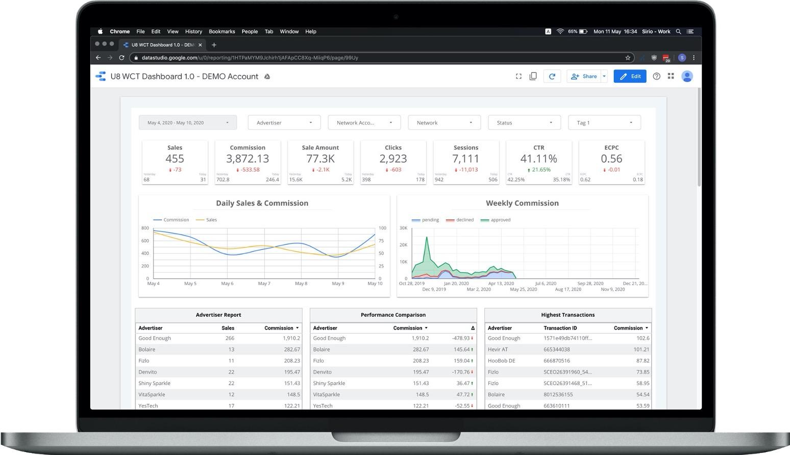 affiliate-sales-in-data-studio-custom-dashboard