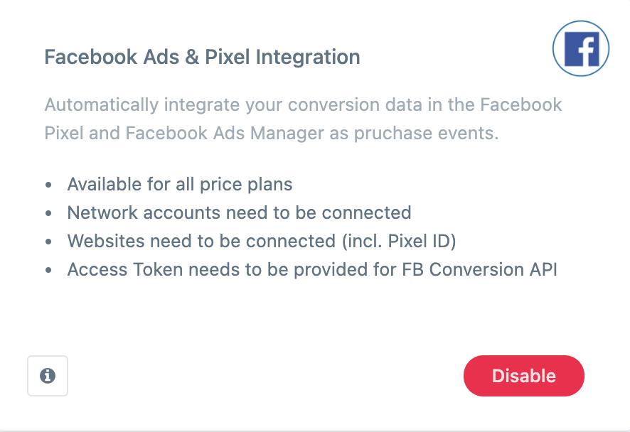 facebook-conversion-integration-feature-activation